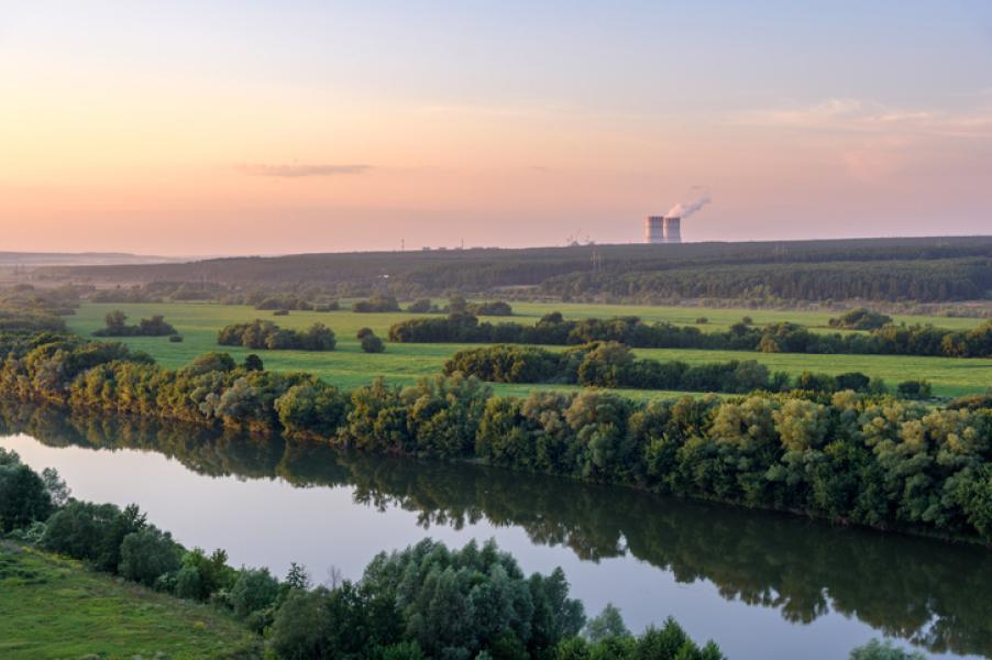 Река Дон, Воронежская область